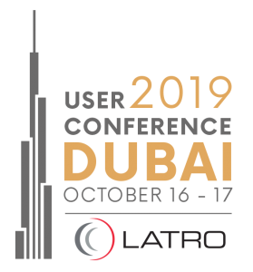 LATRO User Conference in Dubai - October 16 - 17